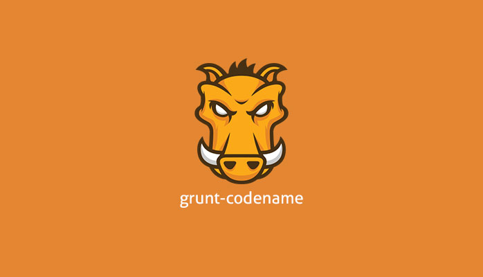 grunt-codename