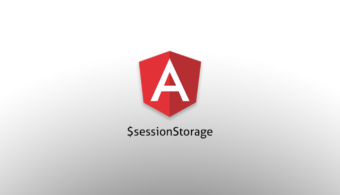 AngularJS - $sessionStorage